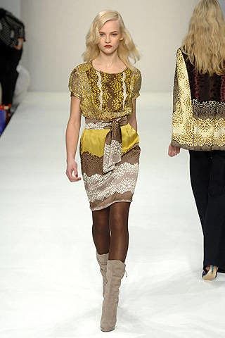 Issa Fall 2008 Ready-to-wear Collections - 002