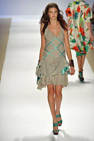 Nanette Lepore Spring 2009 Ready-to-wear Collections - 002