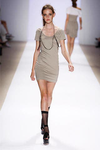 Charlotte Ronson Spring 2009 Ready-to-wear Collections - 002