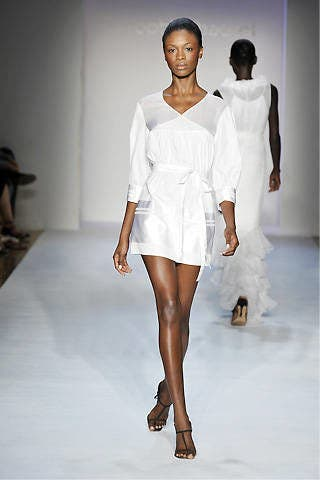 Sophie Theallet Spring 2009 Ready-to-wear Collections - 002