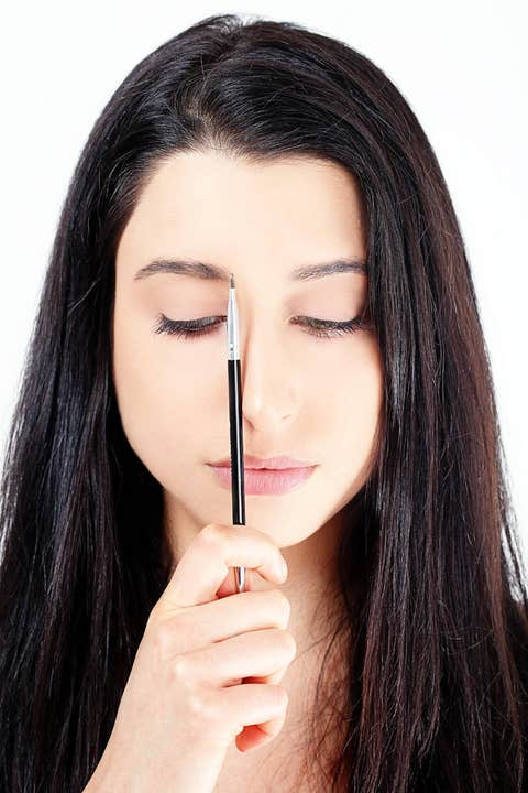 Face, Hair, Eyebrow, Lip, Nose, Skin, Beauty, Forehead, Cheek, Eyelash,