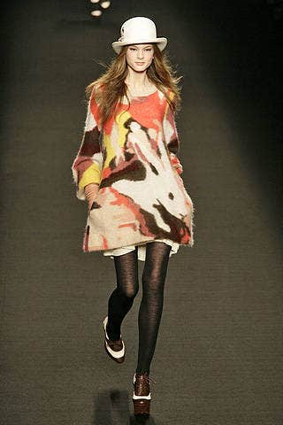 Sonia Rykiel Fall 2008 Ready-to-wear Collections - 001