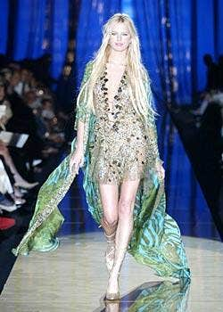 Elie Saab Fall 2003 Haute Couture Collections 0001