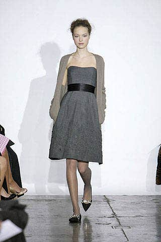 Isaac Mizrahi Fall 2008 Ready-to-wear Collections - 001