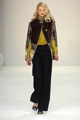 Issa Fall 2008 Ready-to-wear Collections - 001