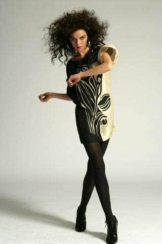 Yoana Baraschi Fall 2008 Ready-to-wear Collections - 001