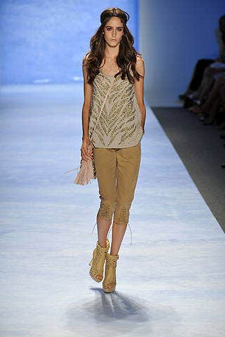 Rebecca Taylor Spring 2009 Ready-to-wear Collections - 001