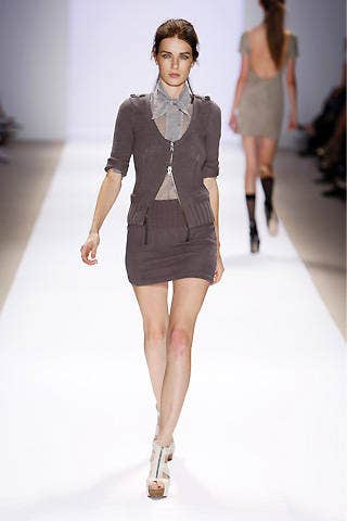 Charlotte Ronson Spring 2009 Ready-to-wear Collections - 003
