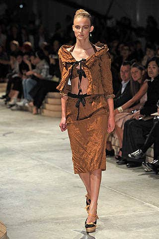 Prada Spring 2009 Ready-to-wear Collections - 001