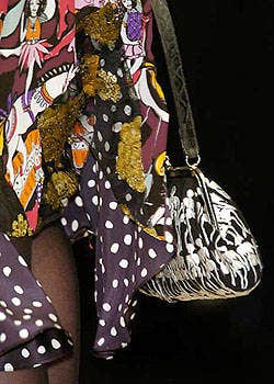 Clements Ribeiro Fall 2004 Ready-to-Wear Detail 0001