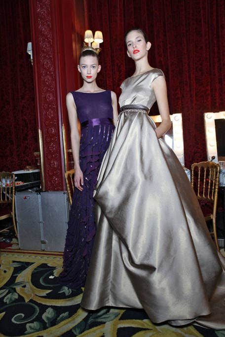 Dress, Textile, Formal wear, Style, Gown, One-piece garment, Fashion accessory, Fashion, Lipstick, Beauty,