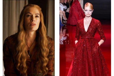 Cersei Lannister x Elie Saab Couture FW 2013