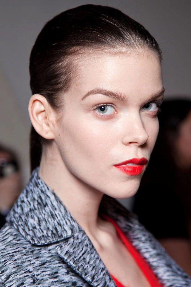 JONATHAN SAUNDERS FALL 2012 RTW BEAUTY 003