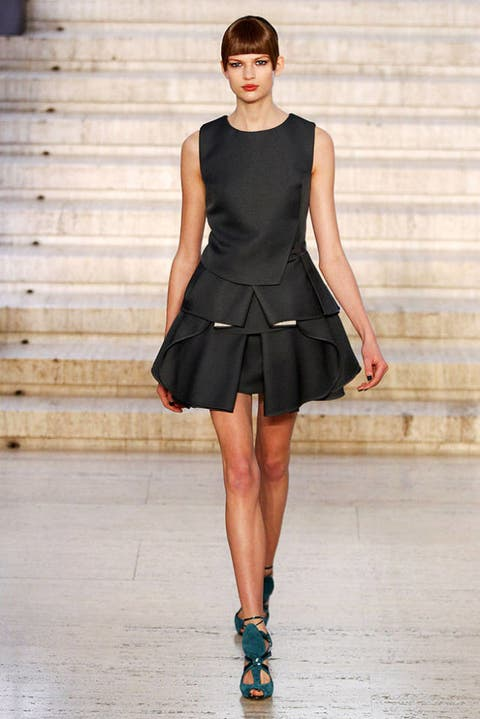 ANTONIO BERARDI FALL 2012 RTW PODIUM 001