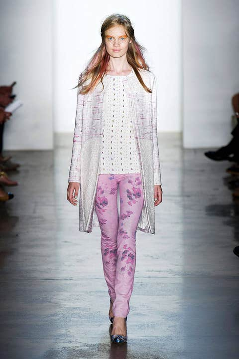 Peter Som 2013 Ready-to-Wear Photos