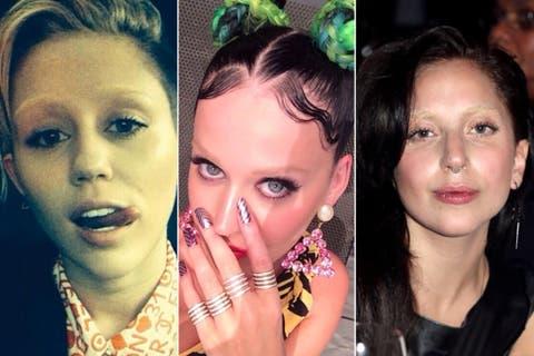 Lip, Finger, Eye, Hairstyle, Skin, Forehead, Eyelash, Eyebrow, Style, Eye shadow,