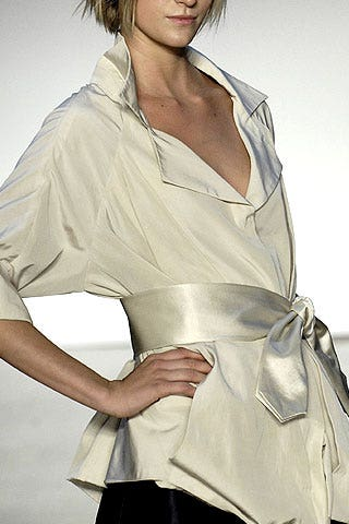 Kai Kuhne, Myself Spring 2007 Ready-to-wear Detail 0001