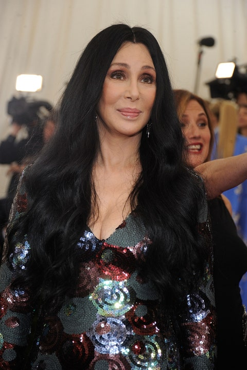 cher at the 2015 met ball