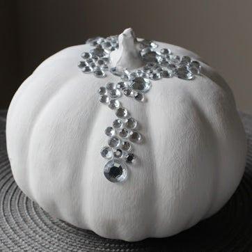 White, Food, Cuisine, Fashion accessory, Ornament, Dish, Dairy, Pumpkin, Comfort food, Metal,