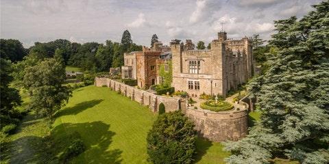 Thurland Castle, Lancashire, England