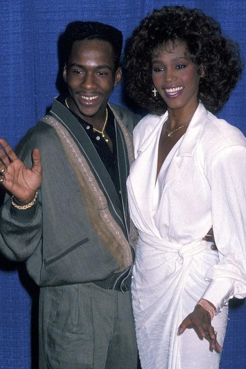 Whitney and Bobby