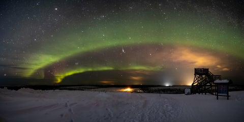 Lapland, Norway, Finland, Sweden