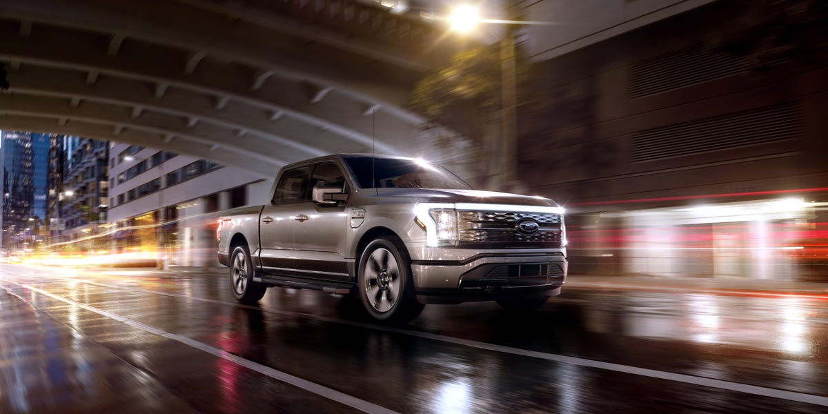 Here's All You Need to Know About Ford's Electric F-150