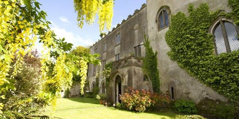 Cloghan Castle, County Offaly, Ireland