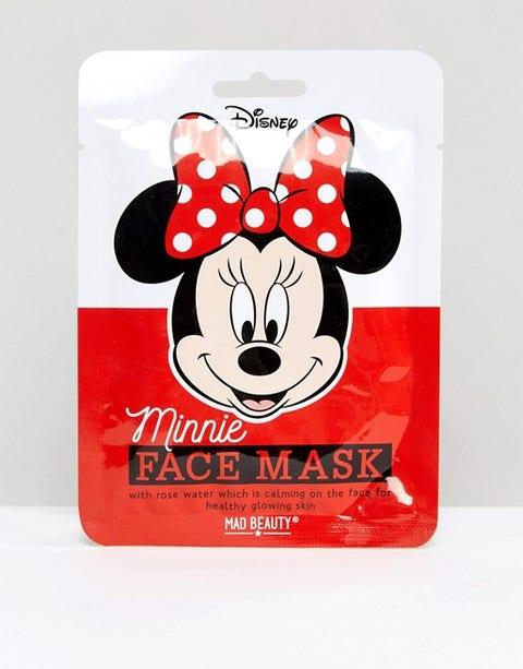minnie mouse sheet mask