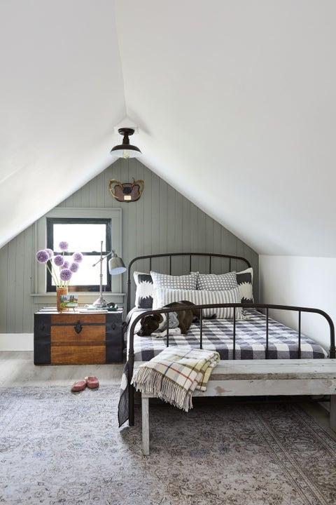 cottage decor bedroom