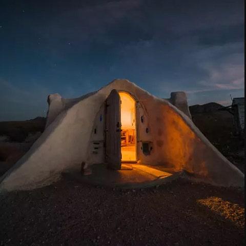 Adobe Dome