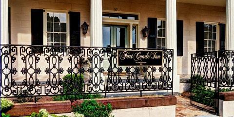 Fort Conde Inn — Alabama