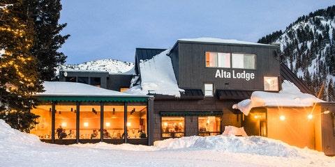 Alta Ski Area - Alta Lodge