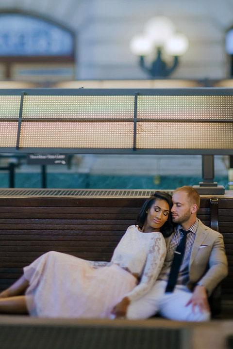 Coat, Suit, Dress, Tie, Bride, Love, Bridal clothing, Wedding dress, Ceremony, Gown,
