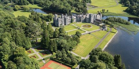 Ashford Castle — Cong, Ireland