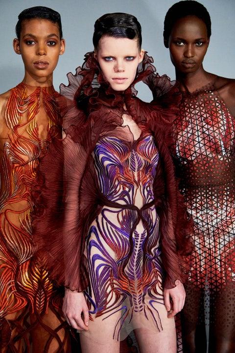 iris van herpen's spring 2021 couture collection