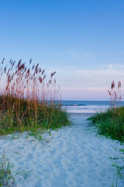 beach towns for fall vacation sullivans island south carolina