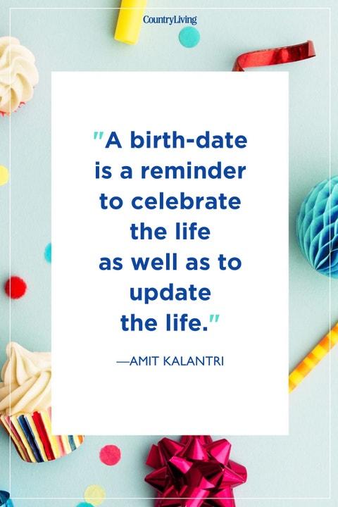 birthday quotesAmit Kalantri