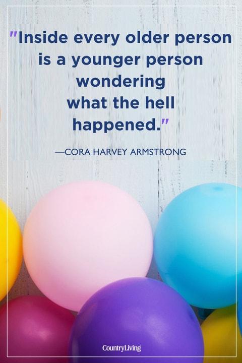birthday quotesCora Harvey Armstrong