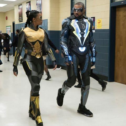 Black Lightning on The CW- best TV showsof 2018