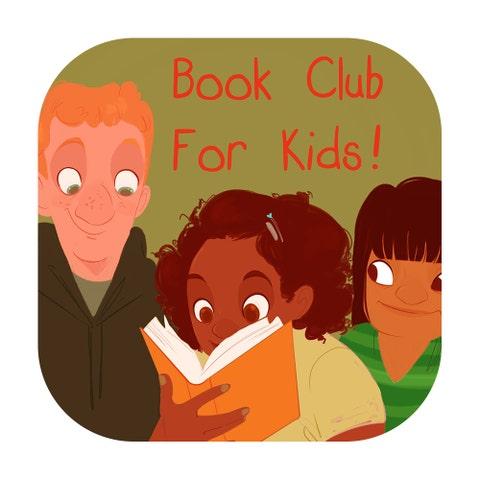 book club kids podcast