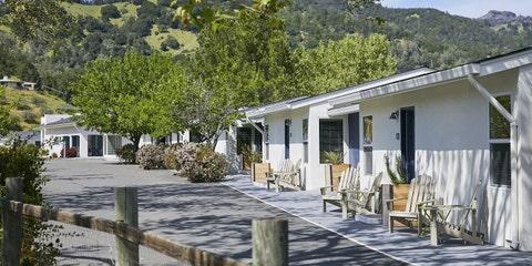 Calistoga Motor Lodge & Spa — Calistoga, California