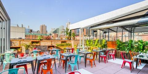 cantina rooftop new york