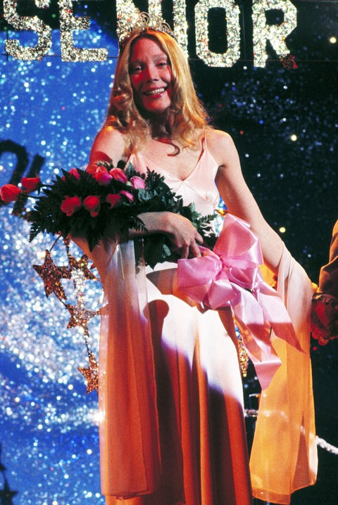 Carrie - Prom Dresses in Movies