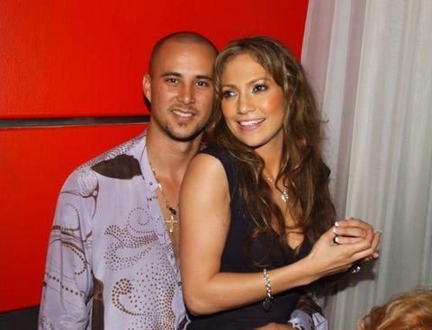 Jennifer Lopez in concert after party