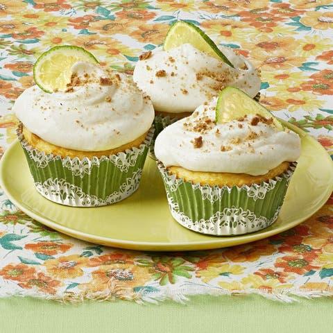 cupcake decorating ideas key lime