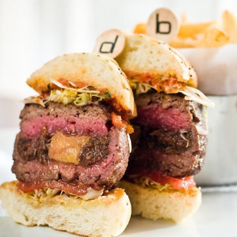 db Original Burger