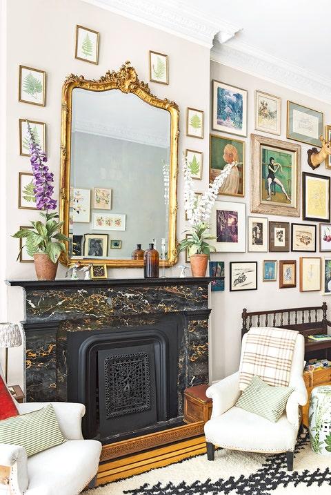 living room, furniture, room, interior design, shelf, shelving, building, property, bookcase, wall,