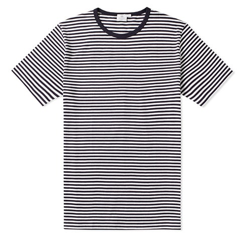 Clothing, T-shirt, White, Black, Product, Sleeve, Active shirt, Line, Pattern, Top,