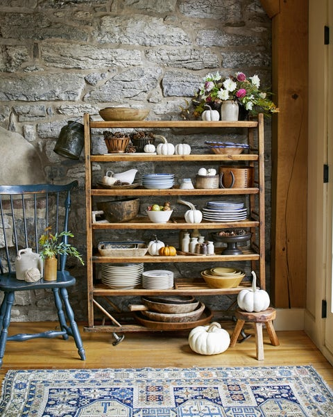 fall decorating ideas gourds shed